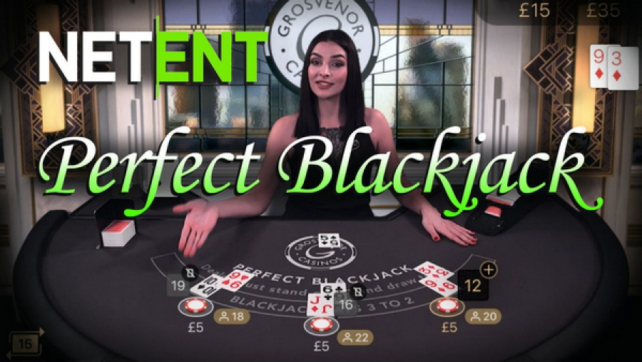 Perfect Blackjack - новая игра от NetEnt